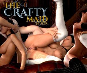The Crafty Maid