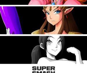 Super Smash Bros- Witchking00