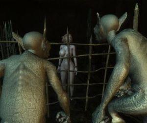 TESIV: Goblin Monster Sex - part 3