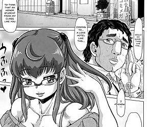 Negative Kanako-sensei Ch. 1-6 -..