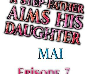 A Step-Father Aims His Daughter -..